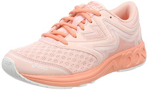 ASICS Unisex-Kinder Noosa Gs C711N-1706 Sneaker, Mehrfarbig (Pink 001), 37 EU