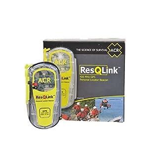 ACR ResQlink Non-Buoyant PLB - Programmed for UK Registration