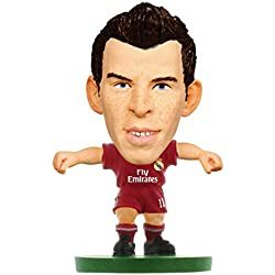 SoccerStarz - Figura con cabeza móvil Real Madrid (400873)