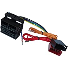 AERZETIX: Adaptador cable enchufe ISO para radio de coche, vehiculos C11899