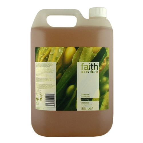 Faith in Nature Seaweed Bulk Shampoo 5Litre