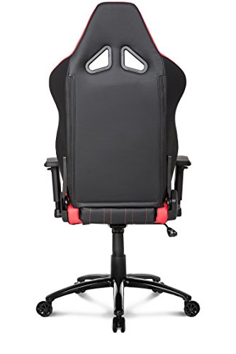 AKRacing Player – AK-K6014-BR – Silla Gaming, Color Negro/Rojo