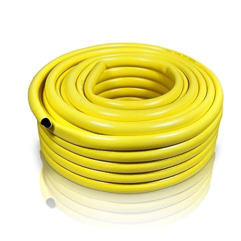 Terra Plus Wasserschlauch 3/4 Zoll, 25 m, gelb, 1702154100