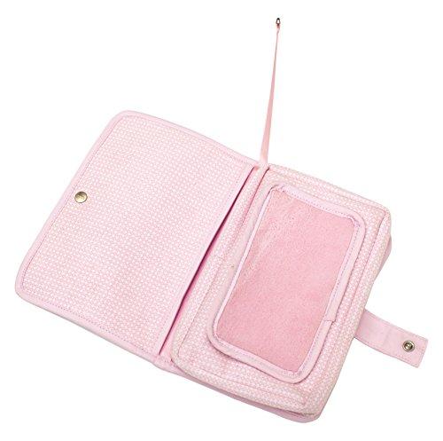 snoozebaby-pochette-pour-lingettes-bebe-rose-poudre