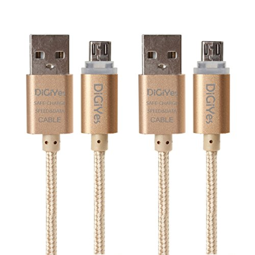 DiGiYes USB-Kabel, 2 Pack, Stück: 1 (Lautsprecher-draht-anschluss Aber)