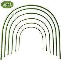 easybuy - Túnel de plástico para plantas (6 unidades)