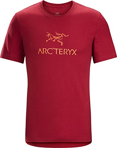 Arcteryx Herren Arc'Word HW SS T-Shirt Men's, Volcano, XL (Herren-arc)