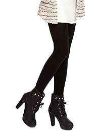 62ad964d0e2 Amazon.fr   Collant Femme Laine - Chaussettes et collants   Femme ...