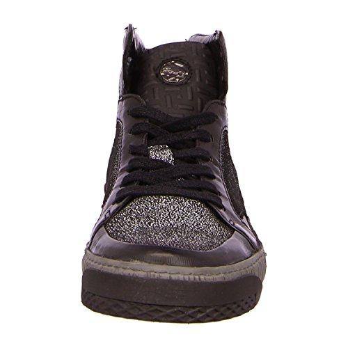 Mjus store Noir - nero+argento
