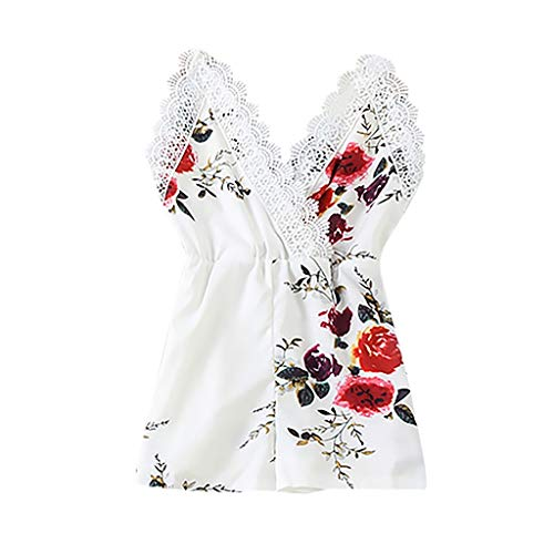Overall Baby Sommer Mother & Daughter Girl Floral Print Jumpsuit Romper Family Matching Clothes -