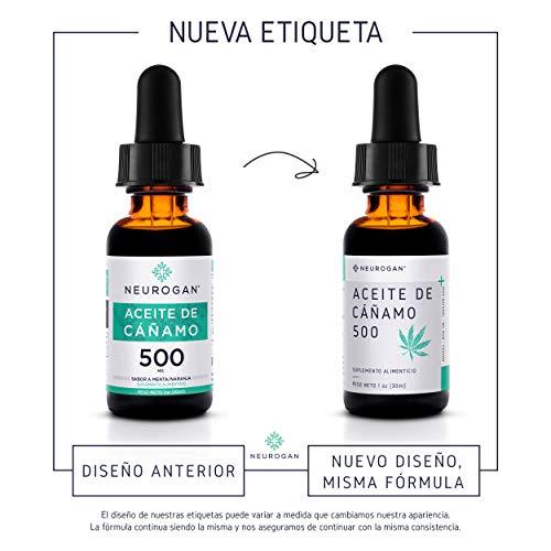 Neurogan Semillas de Cáñamo 30 ml