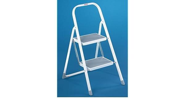Fabulous Leifheit Mobile Medium 2 Step Folding Ladder Amazon Co Uk Cjindustries Chair Design For Home Cjindustriesco