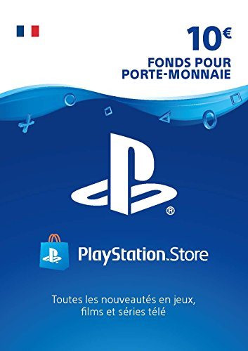 Carte-PSN-10-EUR-Code-Playstation-Store-PS4PS3PS-Vita-Compte-franais