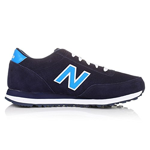 New Balance Mens 501 Suede Classics Traditionnels Suede Trainers