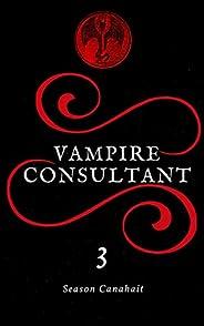 Vampire Consultant: Le Sang du Strigoï