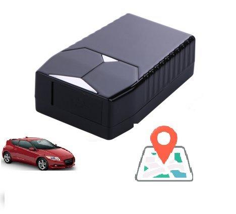 Hangang GPS Tracker für Fahrzeuge, GT001Echtzeit magnetisch klein GPS Tracking Device Locator für Auto Moto LKW Kinder, tragbar, leicht zu verwenden, stoßfest und wasserdicht