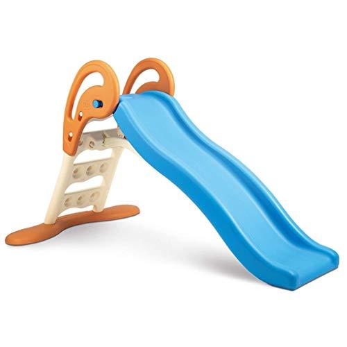 BZLLW Kleinkind Haushalt Indoor Wellenrutsche Outdoor Spielset for Kleinkinder Spielsets Kinder Faltrutschen Sprühwasser Rutsche Kinder Kletterspielzeug