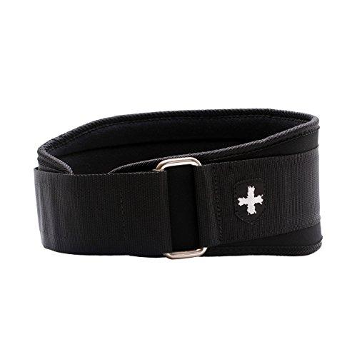 Harbinger 5 Zoll Foam Core Belt Gürtel für Gewichtheber, Black, L