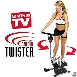 Gelusa - Cardio Twister - Vu à la télé