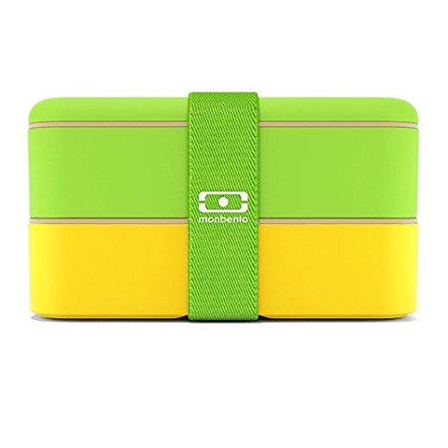 Monbento MB Original Copacabana - The bento box, Lunchbox mit 2 Behältern, Limited Edition -