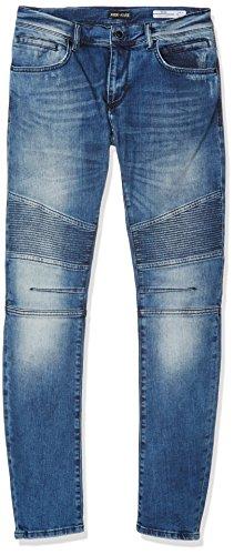 Antony Morato Mmdt00161-Fa750019, Skinny Jeans Uomo, Blu (Blu Denim), W34 (Taglia Produttore:50/34)