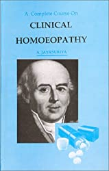 Clinical Homoeopathy: A To Z Homoeopathy