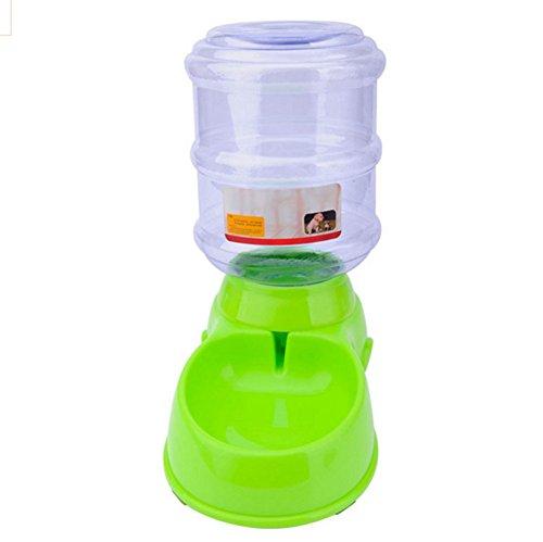 Hund-wasser-brunnen-spender (3.5L hohe Kapazität automatische Haustier Hund Katze Wasser trinken Spender Feeder Brunnen)
