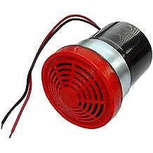 AERZETIX: Sirena Alarma 24V DC avisador acústico de Marcha atrás C41121