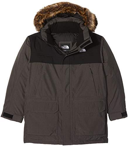 The North Face McMurdo Down Veste Garçon, TNF Medium Grey Heather , FR : XL (Taille Fabricant : XL)