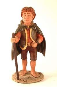 Le Seigneur des Anneaux–Figurine–en résine Sam Liste–de la série neuf Walkers