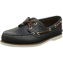 Timberland 2-Eye Boat Shoe, Zapatos del Barco Para Hombre
