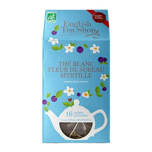 White Tea Blueberry & Elderflower