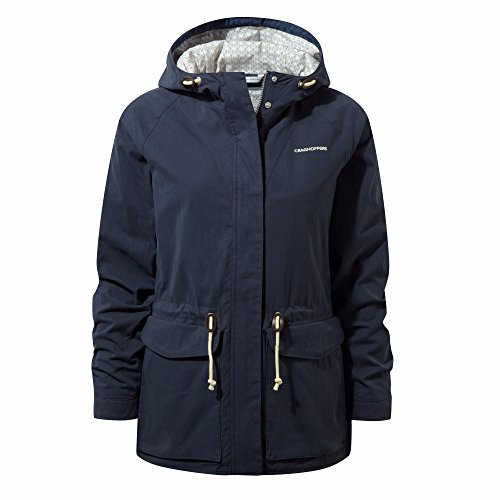 Craghoppers -Wren - Giacca impermeabile - Donna Blu navy