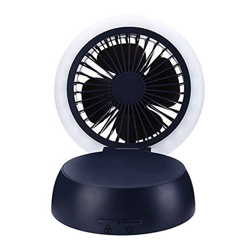 XGBIN Ventilador de la lámpara de Mesa de la Seta