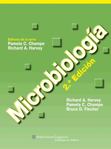 Microbiologia (Lippincott's Illustrated Reviews Series) por Richard A. Harvey, Pamela C. Champe, Bruce D. Fisher