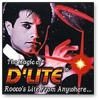 D'lite Rojo Deluxe (El par) - Juego de Magia de Rocco Silano