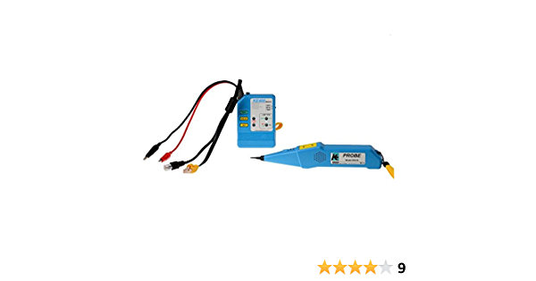 Kurth Ke 401 It Easytest And Probe With Data Computers Accessories