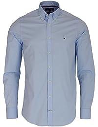 Tommy Hilfiger Herren Freizeithemd Core Stretch Slim Poplin Shirt