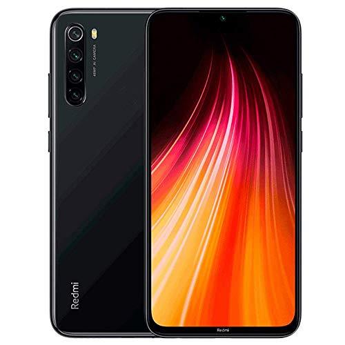 Xiaomi Redmi Note 8 Smartphone 4GB 128GB 6.3'' FHD 4000mAh Globale Version Schwarz
