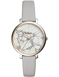 Fossil Analog White Dial Women's Watch - ES4377
