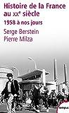 Histoire de la France au XXe siecle 3 - 1958 a nos jours (Tempus, Band 3) - Pierre Milza, Serge Berstein