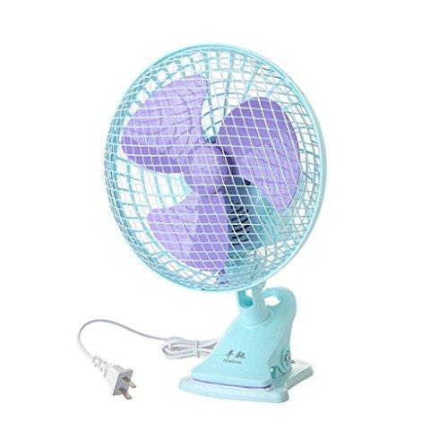 Ordner-fan (DZW Mini-Fan-Desktop 2-Gang-Schütteln den Kopf Multifunktions-Ordner Lüfter ultra-ruhig für zu Hause im Bett , 3Ultra-quiet no leaf fan)
