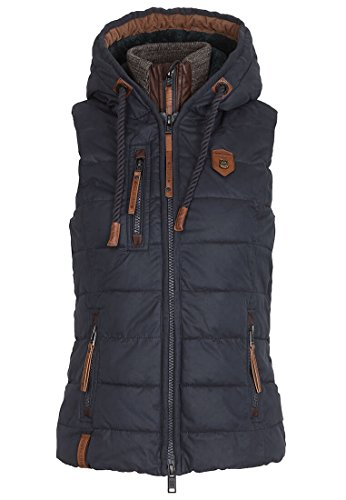 Naketano Female Jacket Bambi Alte Schlampe Dark Blue, S