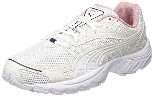ne Axis Sneaker, Beige (Puma White-Pastel Parchment-Peacoat-Bridal Rose 08), 42 EU ()