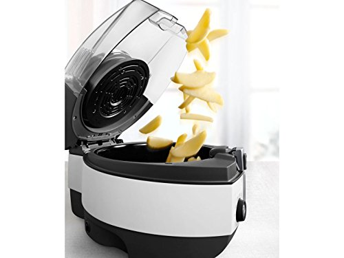 DeLonghi FH1394/1 MultiFry Heißluftfritteuse Extra Chef, 2400 W, weiß - 4