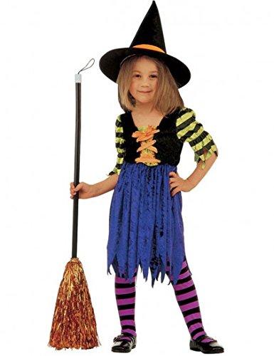 re Halloween enfant--3 à 4 ans (Kostüm Sorciere)