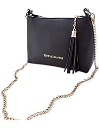 uk availability 5401a 73b38 Subfamily® Quaste Mini kleine Shell Bags Candy Kette Frauen Leder Messenger  Bags Dametasche Handtasche Retro und elegant einfach…