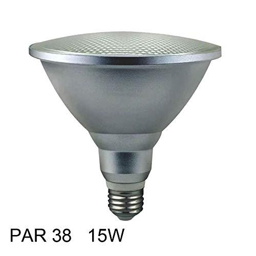 15W E27 PAR38 wasserdichte IP65 LED PAR 38 Scheinwerferlampe Innenlampe AC 110V 220V 15W heißes kaltes weißes Lampad, kühles Weiß 15W