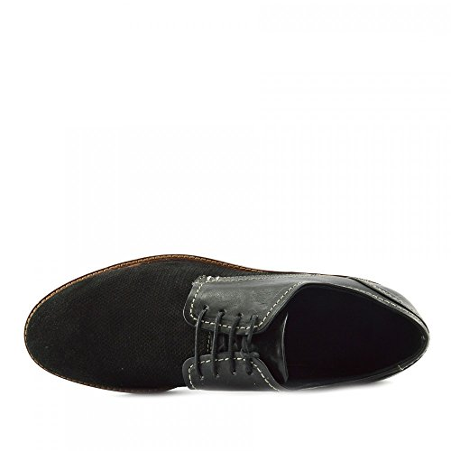 Kick Footwear - Scarpe stringate Uomo Nero