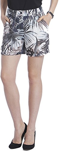 Only Women's Multicolor Colored Casual Short